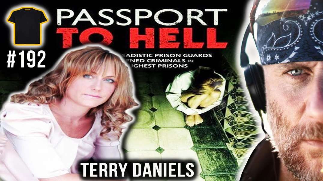 Banged Up Abroad | Terry Daniels | Surviving Spain's Toughest Jail | True Crime Podcast