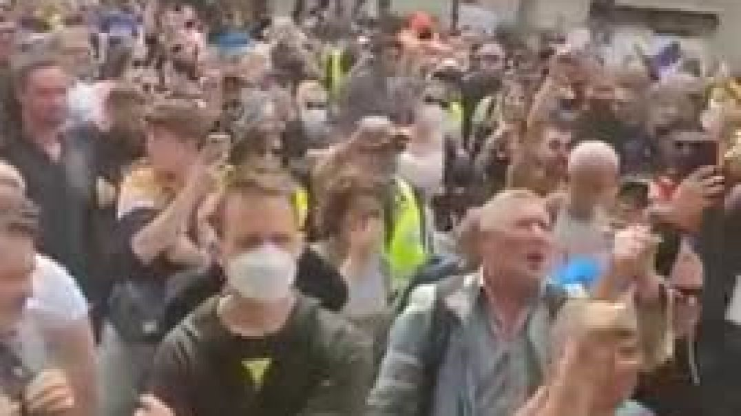 France Freedom Protest 31st July