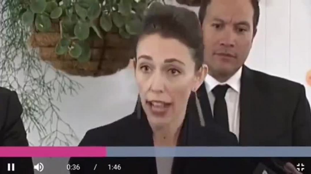 Dictator NZ Prime Minister.. They are the only source of info? Dismiss EVERYTHING ELSE!