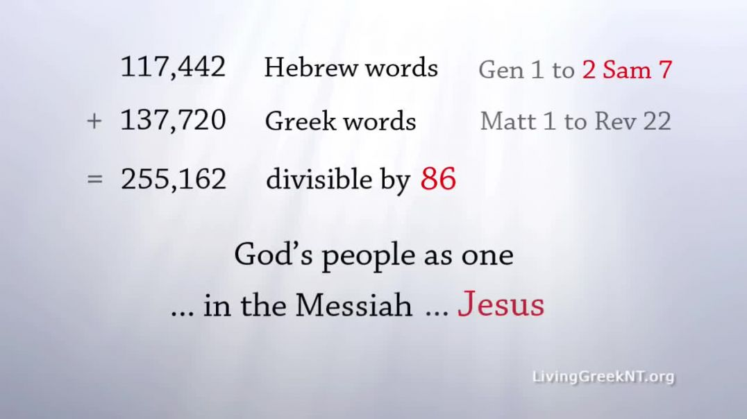 Gods promises fulfilled in Christ_ a proof by numbers