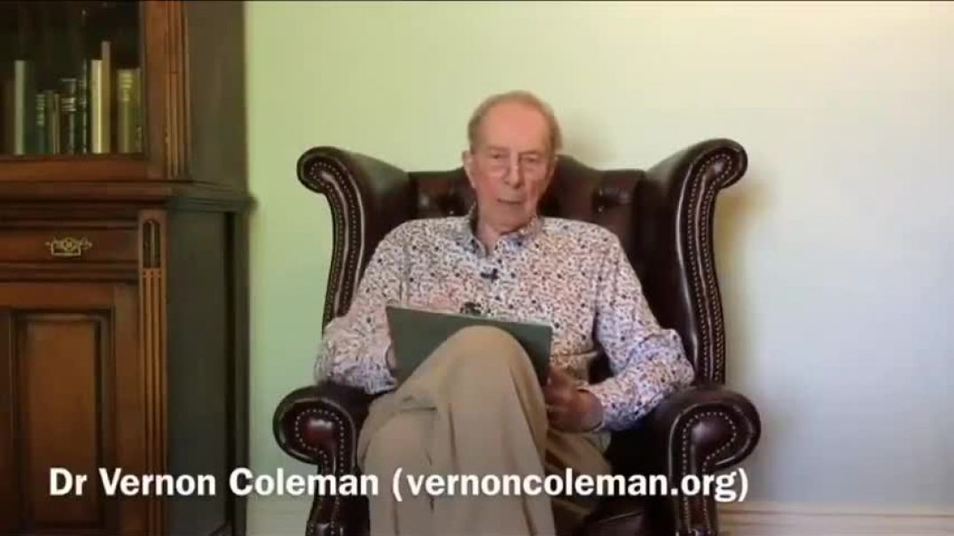 THIS IS THE BATTLE THAT COULD WIN US THE WAR BY DR. VERNON COLEMAN