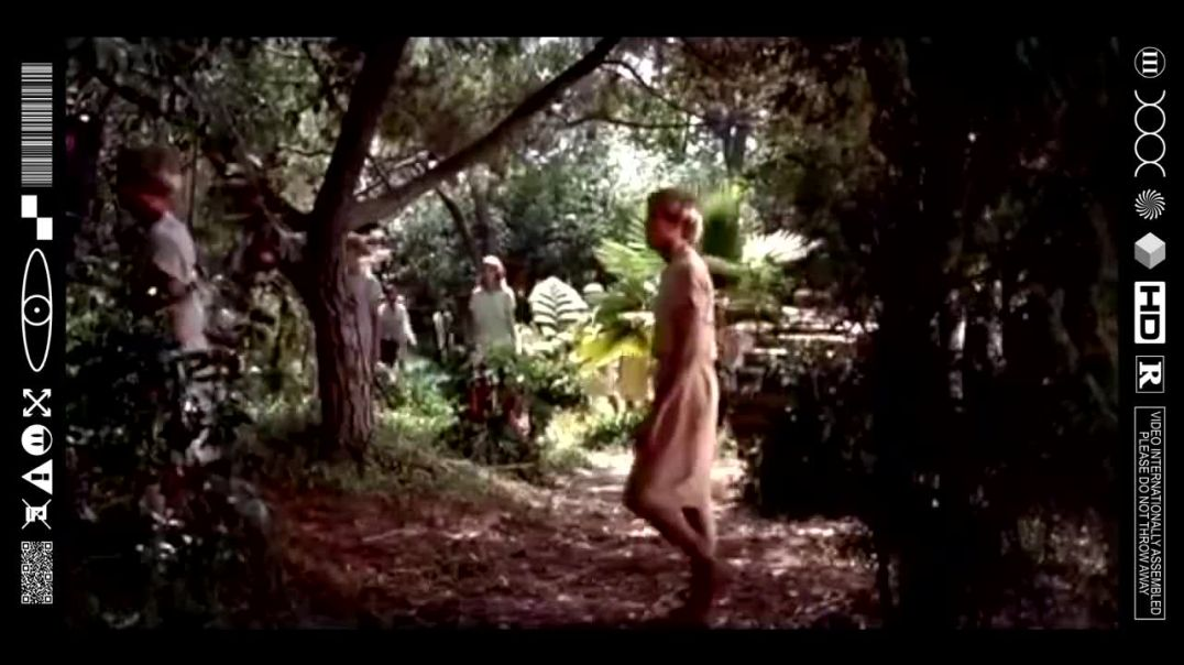(EMB) FOOD FOR THOUGHT - DONT FOLLOW THE CROWD THEY ARE LOST - TIME MACHINE (FILMCLIP FLASHBACK)
