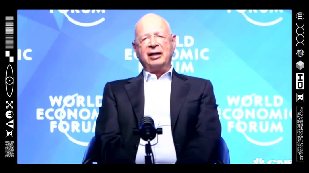 (EMB) FOOD FOR THOUGHT - KLAUS SCHWAB DISCUSSES HIS BOOK - COVID 19: THE GREAT RESET (FLASHBACK)