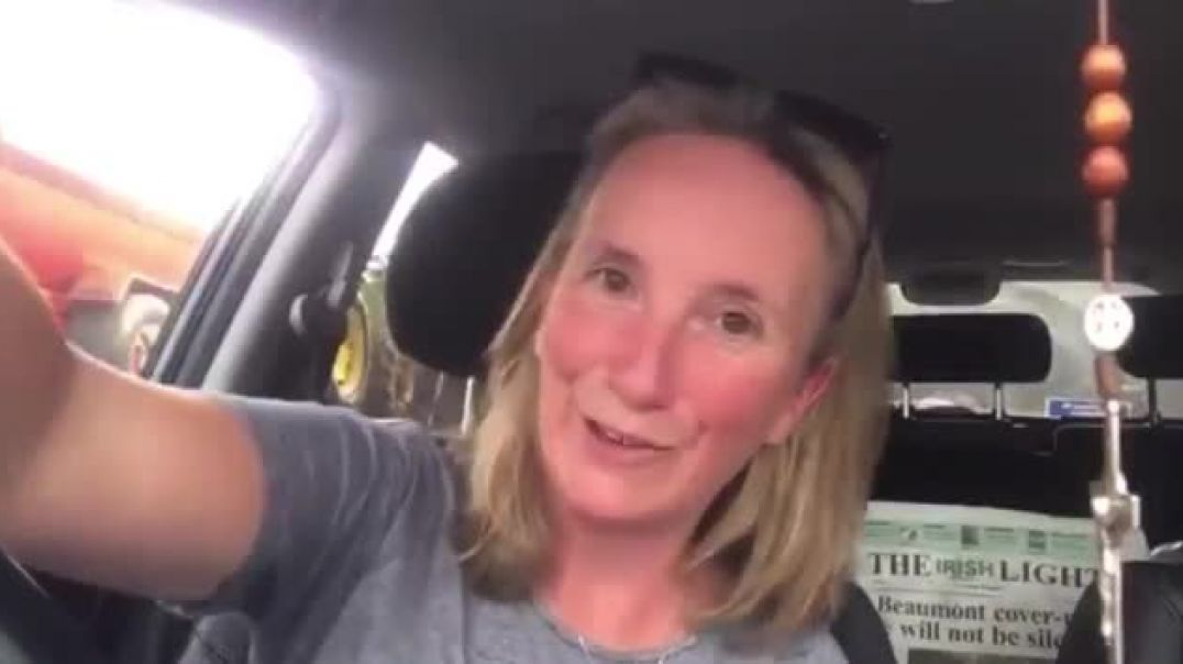 GEMMA O'DOHERTY. THIS COULD BE HER LAST VIDEO BEFORE ARREST..