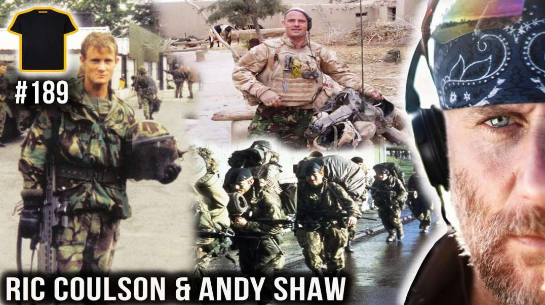 Man DOWN!   Afghanistan   Falklands   Northern Ireland   Podcast Special