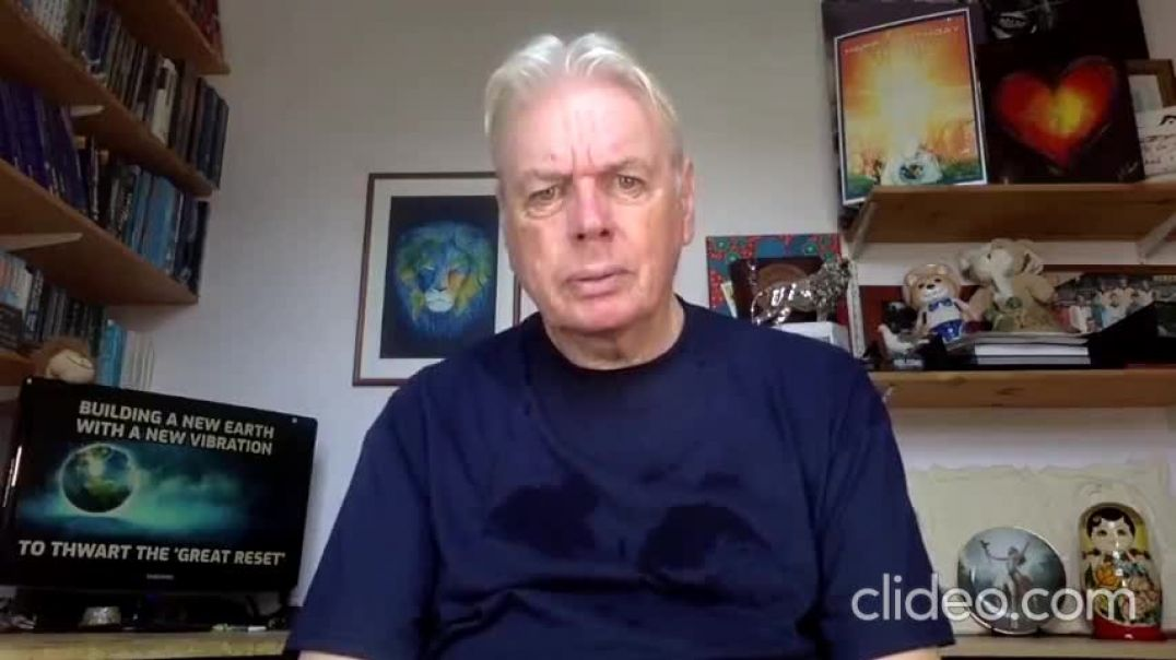 David Icke - You Are A Special Person - DON'T Forget It
