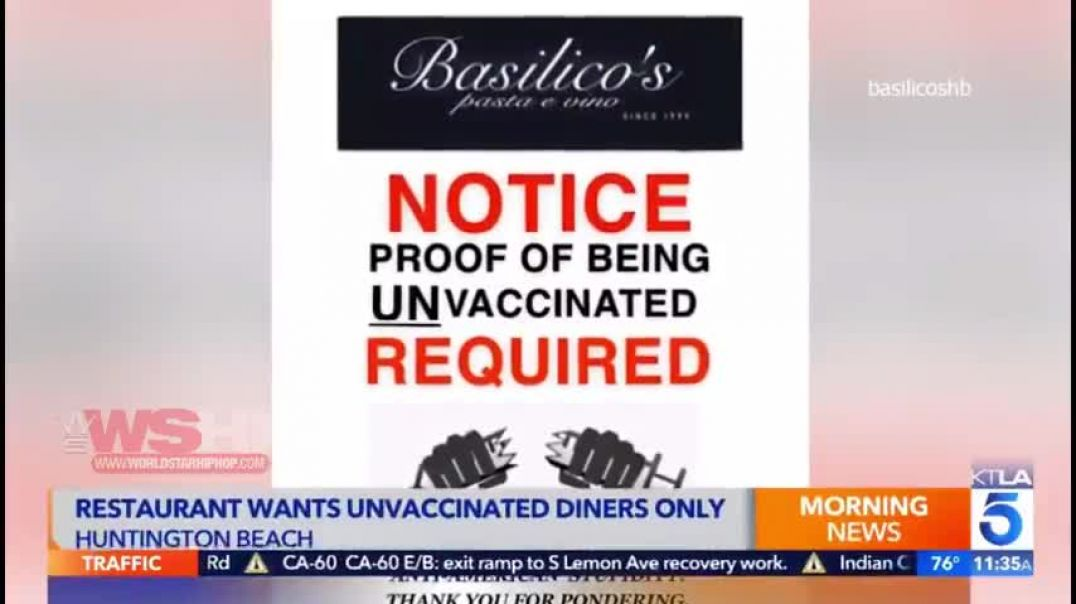 Unvaccinated Only