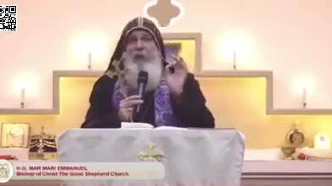 The insight truth from an Orthodox Bishop in Australia regarding the COVID fear hysteria!