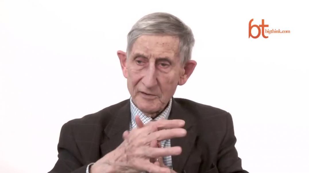 """Freeman Dyson: """"Climate Change Predictions Are Absurd"""""""