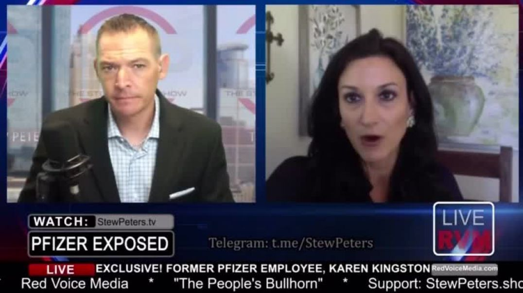 Former Pfizer employee confirms there is GRAPHENE OXIDE in the vaccines