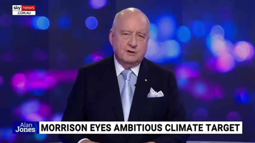 There's a 'genuine fear of debate' about climate change: Alan Jones