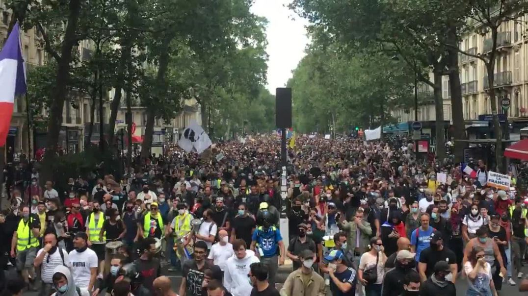 UNREAL NUMBERS IN FRANCE RIGHT NOW!!