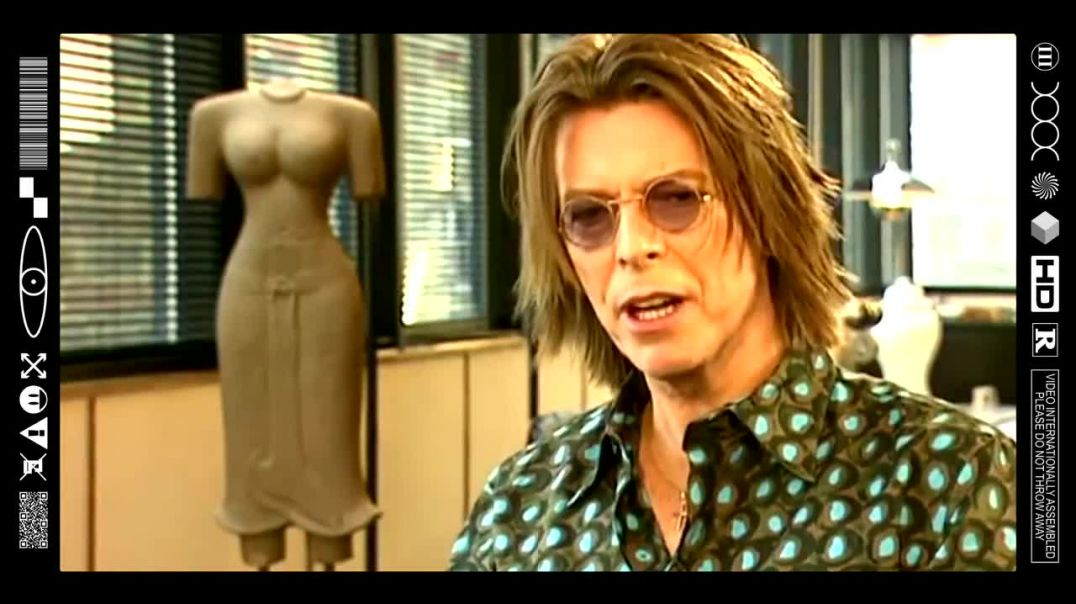 (EMB) FOOD FOR THOUGHT - DAVID BOWIE PREDICTING THE HUGE IMPACT OF THE INTERNET IN SOCIETY (1999)
