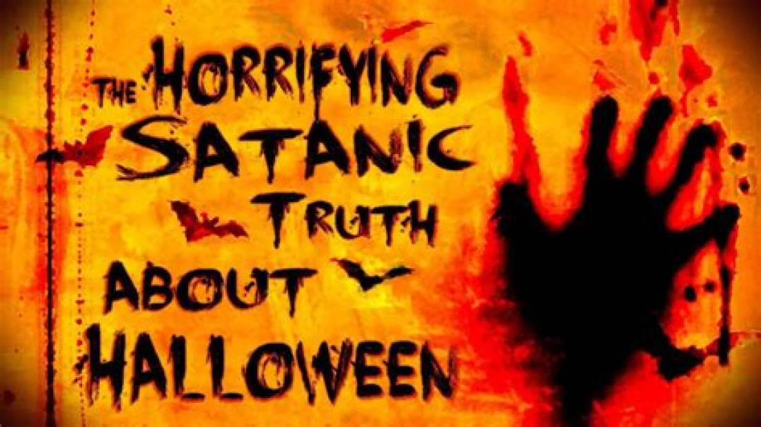 The Horrifying Satanic Truth about Halloween - 1989 Documentary