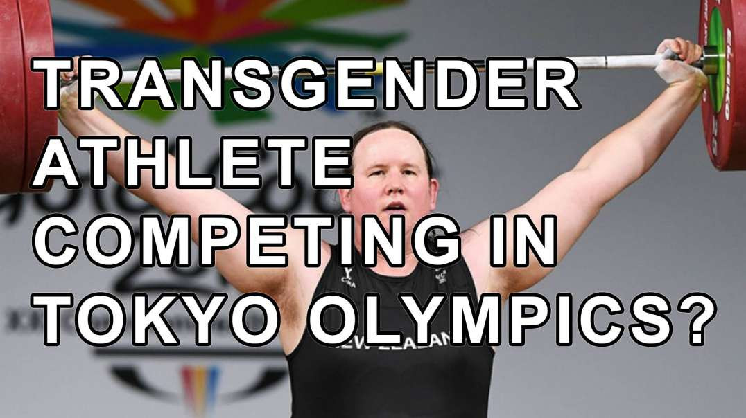 Transgender Weightlifter Going To The OLYMPICS?