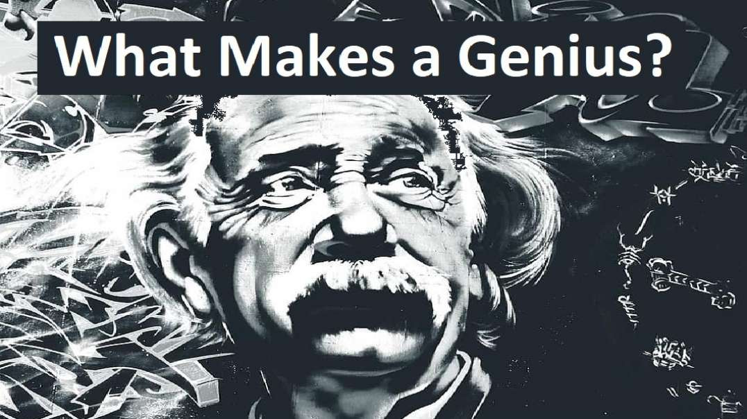 What makes a genius? (When The Spirit Takes Over)