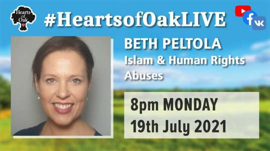 Beth Peltola: Islam and Human Rights Abuses