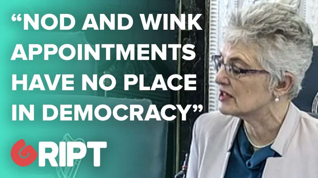 Zappone on state appointments