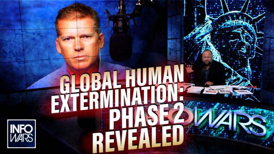 Global Human Extermination Plan's Second Phase Revealed
