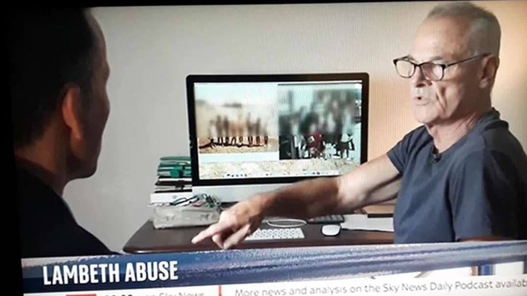 Bill Maloney Interview Sky News Abuse at Shirley Oaks Children's Home & IICSA Inquiry