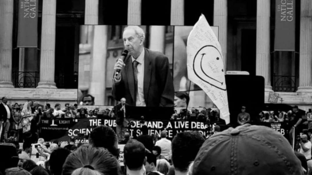 FULL VERSION - DR VERNON COLEMAN LIVE SPEECH @ LONDON WORLD WIDE RALLY FOR FREEDOM