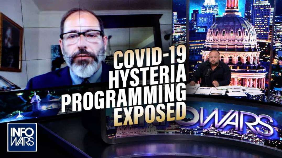 MIT Scientist Exposes Covid-19 Hoax in Bombshell Interview - MUST SEE!