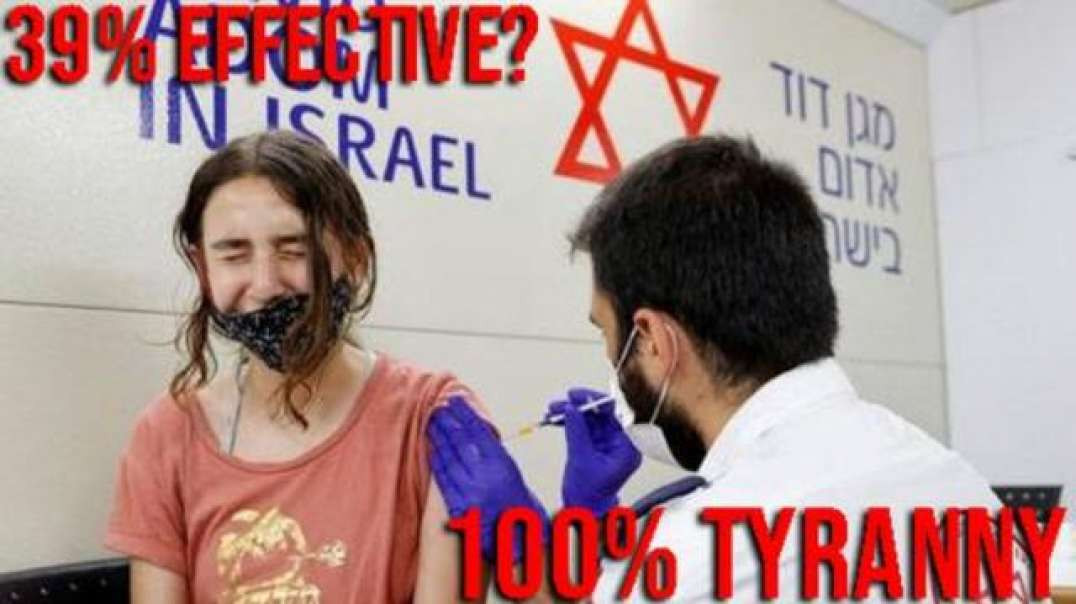 The JAB 39% or 16% Effective against Infection?  How about 100% Effective at Addiction to Tyranny!