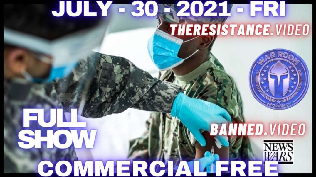 Veterans Sound Off On Biden Administration Tyranny And Forced Vaccinations