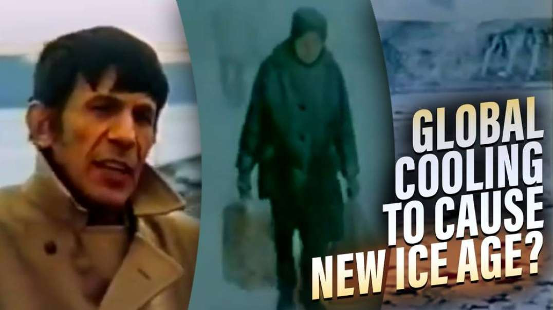 Modern Climate Change Fear Mongering Exposed By 1970s Global Cooling Crusade