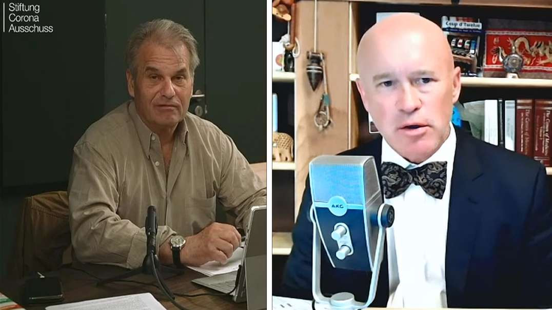A manufactured illusion. Dr David Martin with Reiner Fuellmich 9/7/21