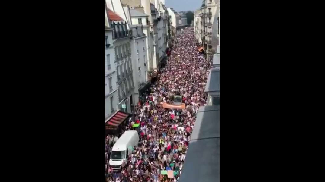 France On Saturday - Massive London Protest This Saturday 24th July - Spread The Word