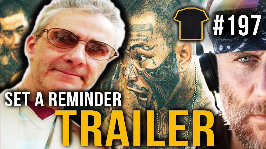 TRAILER | The BIG Tiger | David McMillan | Bought The T-Shirt Podcast