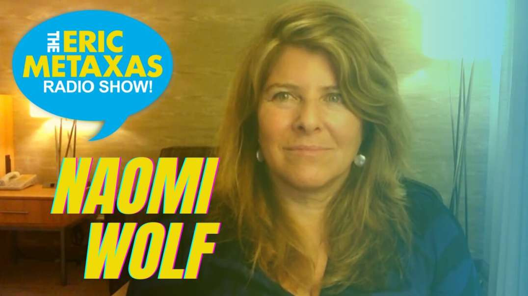 Naomi Wolf On Governmental Overreach, Deplatforming and Dr. Fauci Lying About Gain-of-Function!