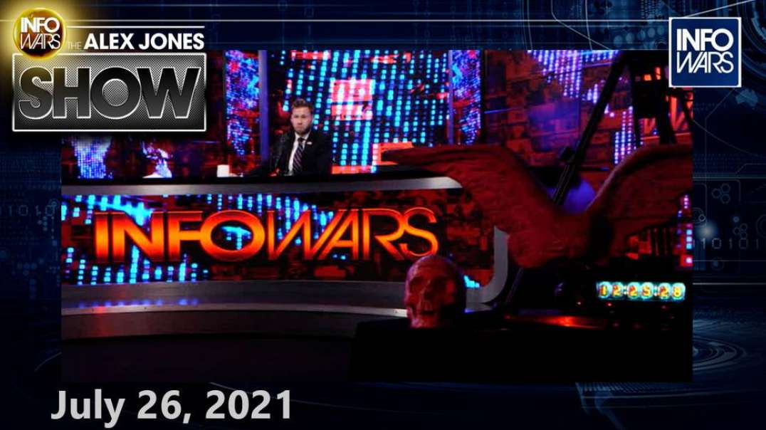 CDC Admits PCR Tests Failed, Abandons Using Them in Future – FULL SHOW 7/26/21