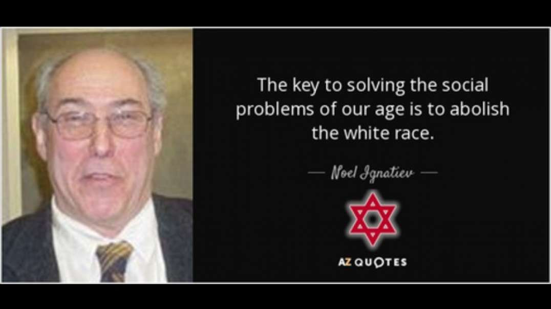 Jews are behind racial tension Divide  Conquer