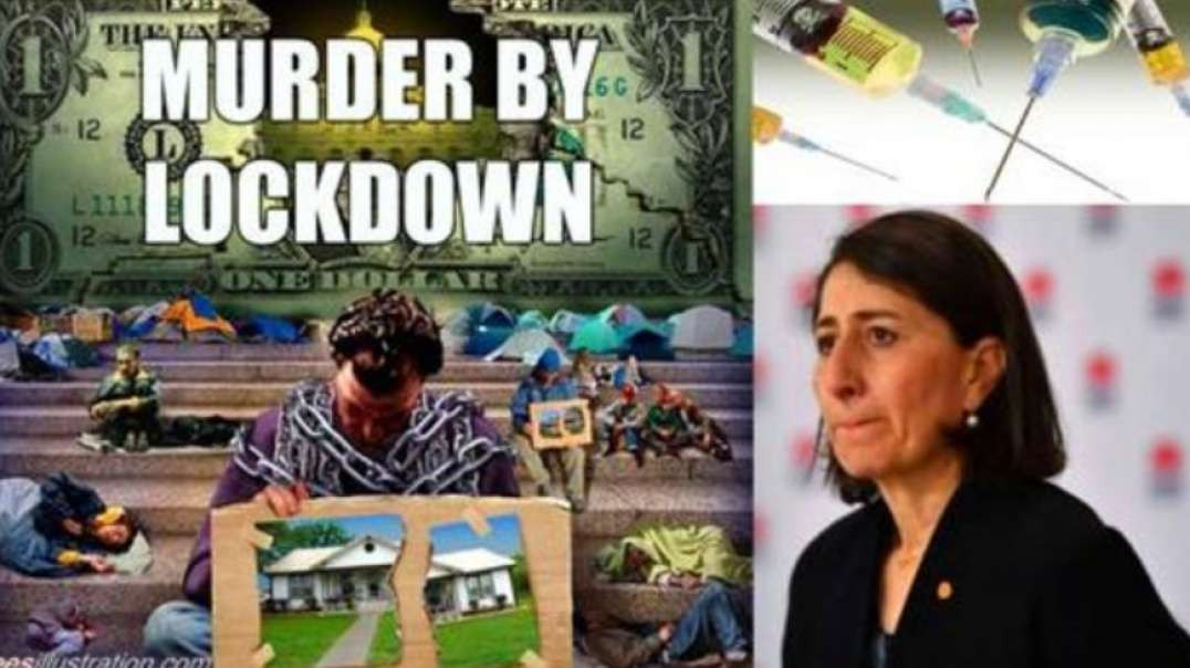 AUSTRALIAN GOVERNMENT CRIMINALITY & THE DELIBERATE IMPLOSION OF SYDNEY