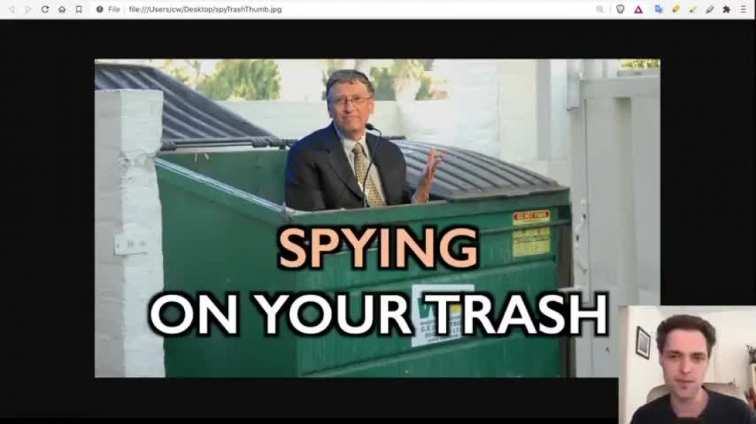 SPYING ON YOUR TRASH: AI + Dumpster Cams for the Circular Economy