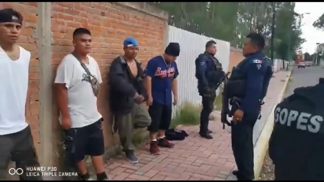 Cholos Clown State Police Rapping After Arrest