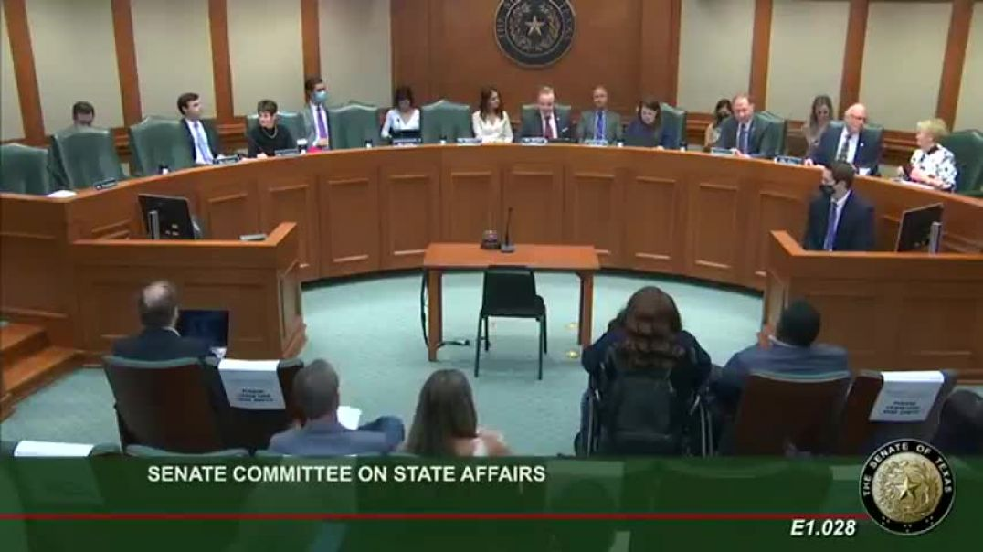 Texas Senate Committee Report Covid Vaccine Adverse Reactions