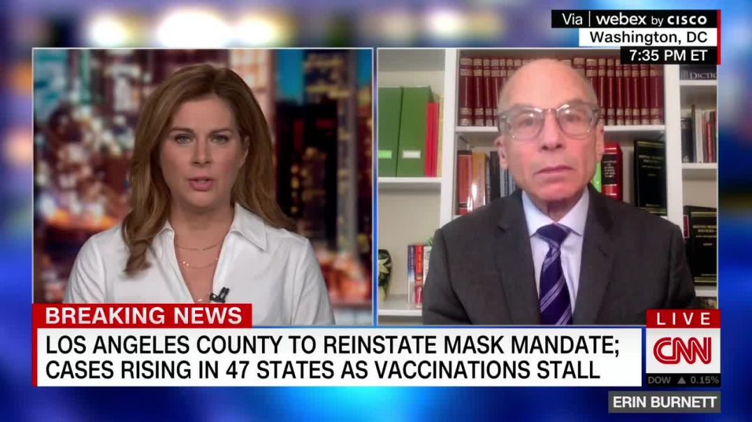 CNN FEAR Mongering Campaign is FAILING - JAB MANDATES must come from PRIVATE Employers!