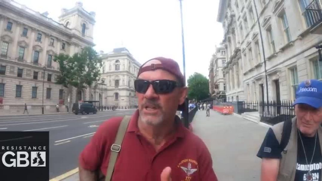 Does the Government Fear the Veterans ? - Resistance GB ( Shill Or Not ) Again You Decide !