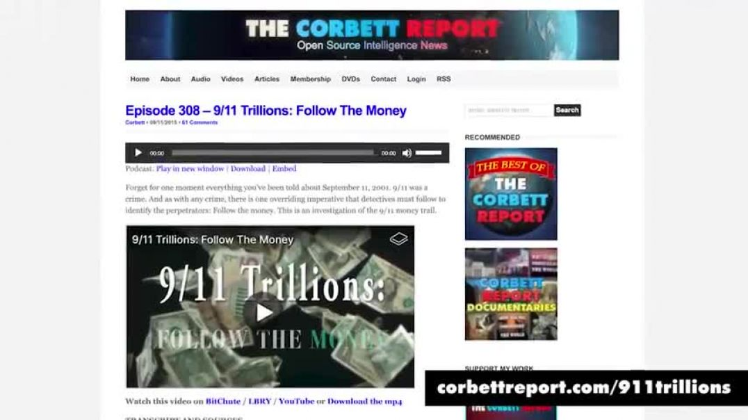FIGHT THE BANKSTERS WITH CASH FRIDAY - #SOLUTIONSWATCH