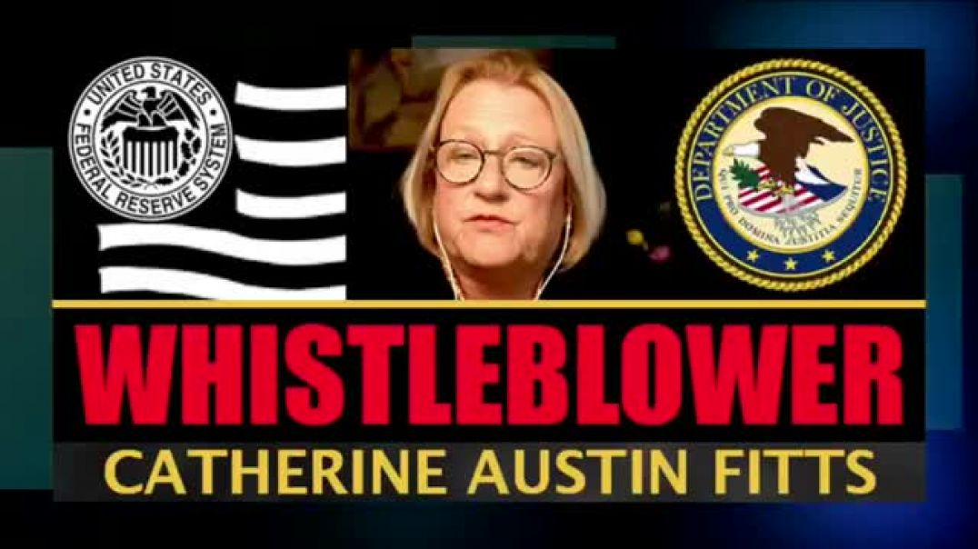 Catherine Austin Fitts - The New World Order's Reset Plan