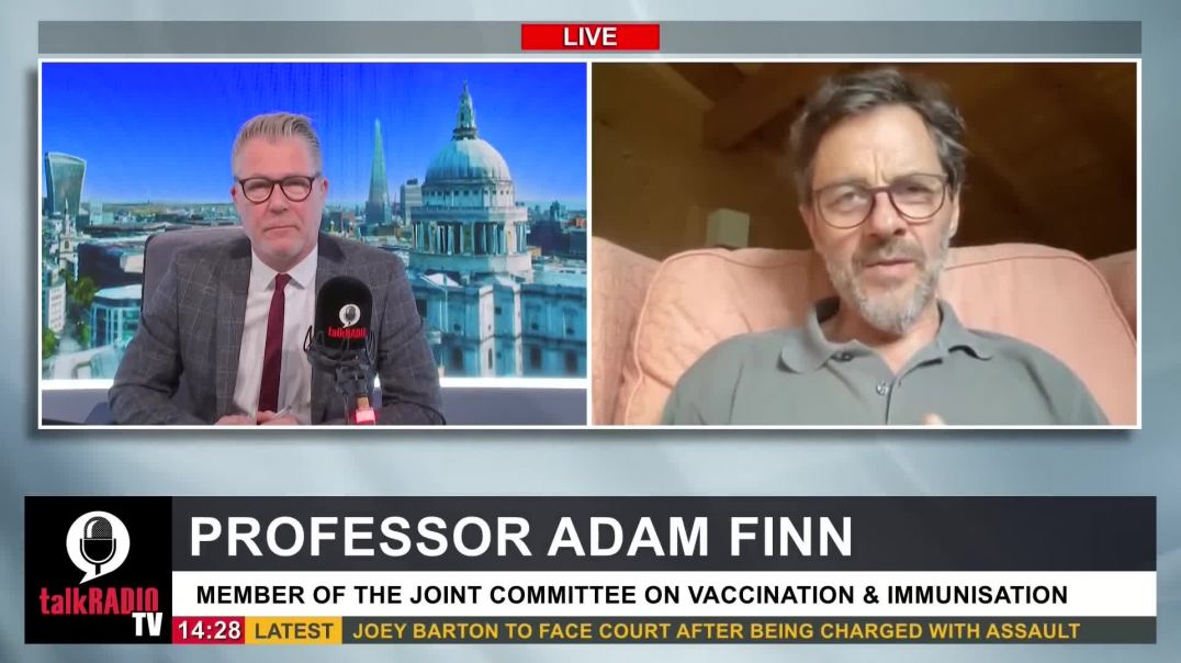 Bought and paid for Professor urges students to consider vaccination