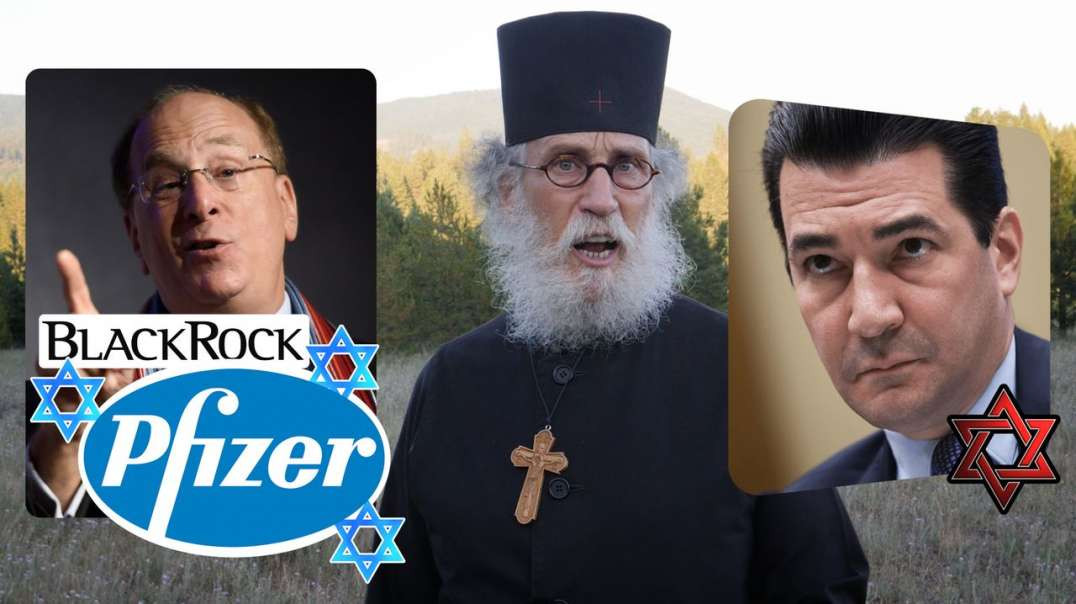 Pandemic Of The Vaxxinated - A Greek Orthodox Priest EXPOSES this SCAM-DEMONIC by the Zionist Jews!
