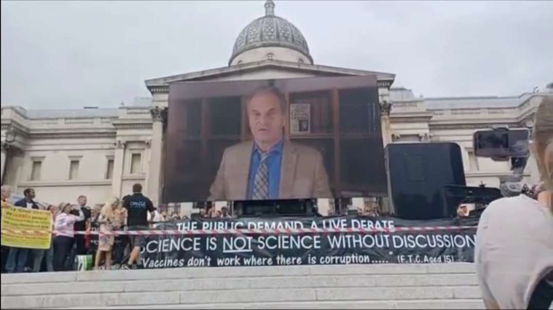 Reiner Fuellmich Speech At London Freedom Protest 24th July 2021
