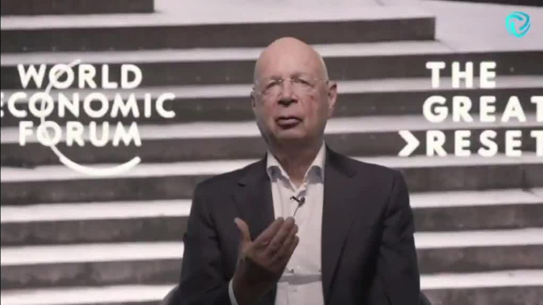 Klaus Schwab says nationalism is a threat to the Great Reset.