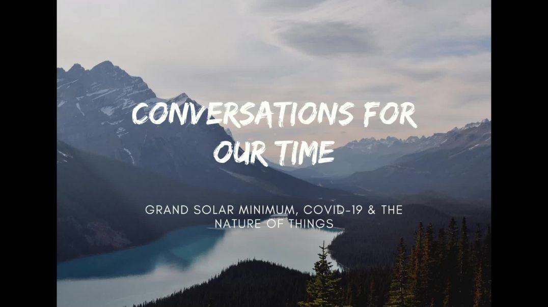 conversations For Our Time Podcast 1