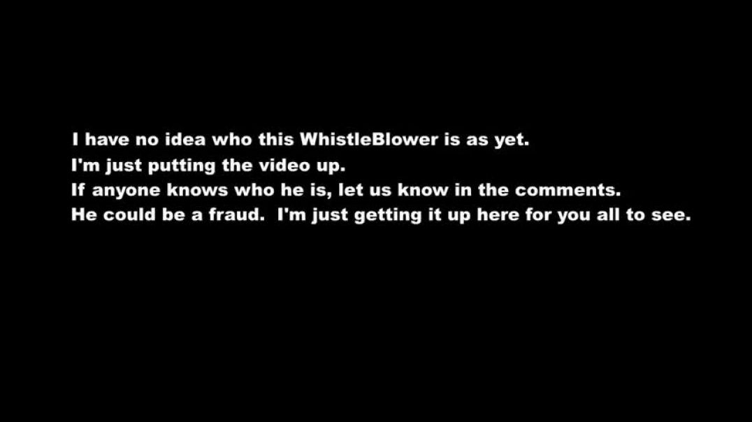 """WHISTLEBLOWER - TRUMP KNEW EVERYTHING FROM THE START - """"THIS MAN IS INVOLVED IN MASS MURDER"""