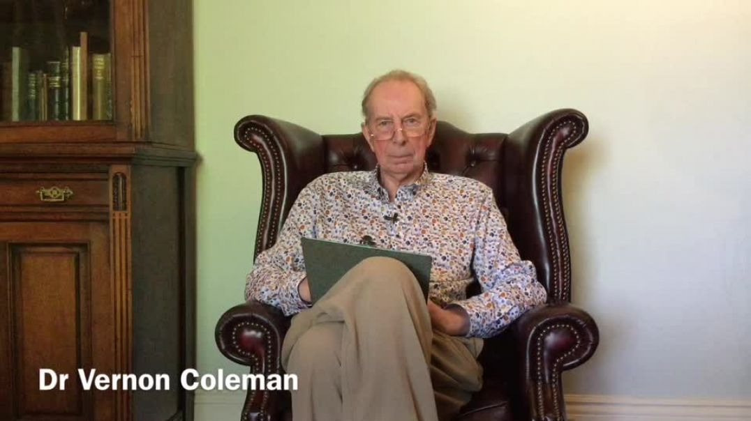 Short Message from Dr Vernon Coleman